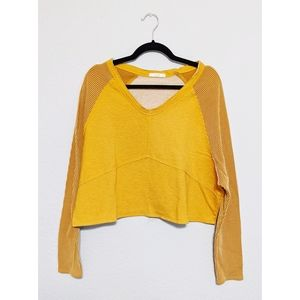 LARGE - Le Lis Pullover Sweater